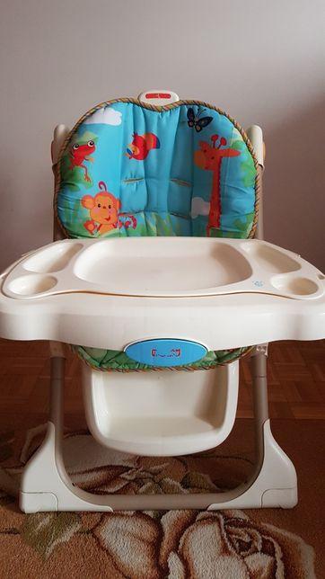 Krzesełko do karmienia Fisher Price Rainforest