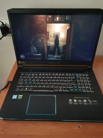 Ноутбук Acer Predator Helios 300 PH317-53-59T8 Abyssal Black