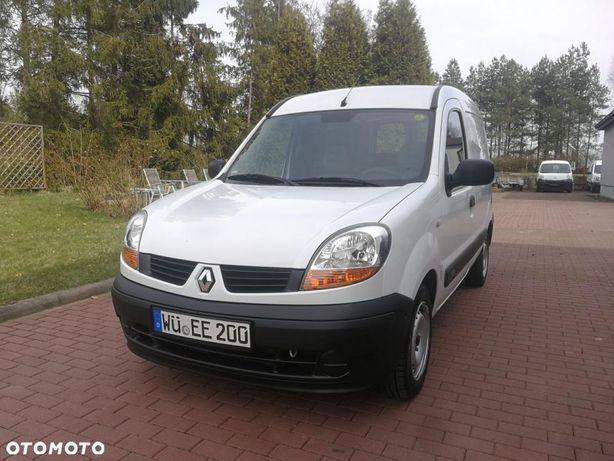 Renault Kangoo  1.5 dCi z Niemiec Zadbany z przegrodą VAT 1