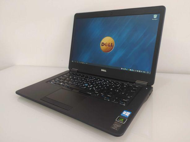 Dell Latitude E7450/Ecrã 14 FHD/Core i5/SSD/8GB RAM/Gráfica Nvidia