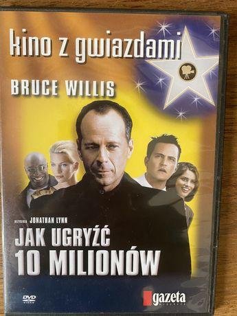 """Dvd """"jak ugryzc 10 mln dolarow"""""""