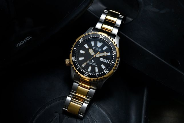 Citizen Promaster Fugu Japan NY0094 diver 200M
