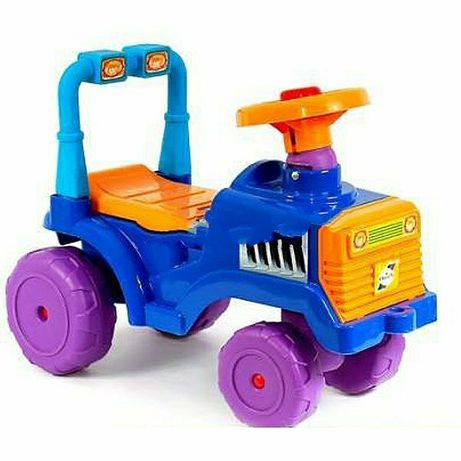 Толокар трактор машинка орион