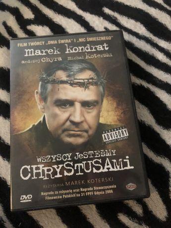 Dvd film Wszyscy Jesteśmy Chrystusami