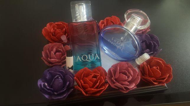 Perfumy guerlain repetto Oriflame puma avon próbki