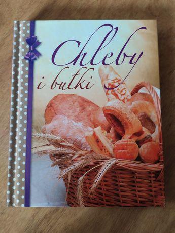 Chleby i bułki. Wydawnictwo Olesiejuk