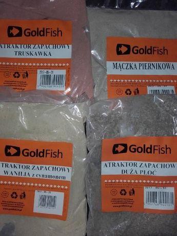 atraktory zapachowe na ryby