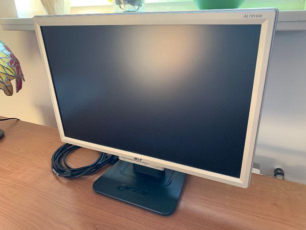 Monitor Acer 19 cali AL1916W
