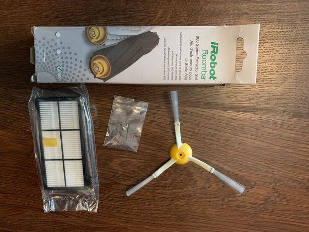 Filtros, Escovas e Extractor para IRobot Roomba série 800 & 900