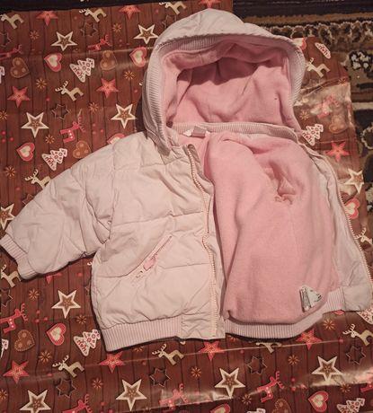Куртка для девочки 9-16