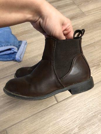 Ботинки Челси кожа р. 26