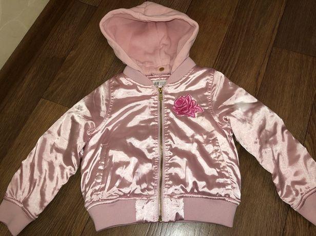 Курточка, ветровка H&M рост 110( 4-5 лет)