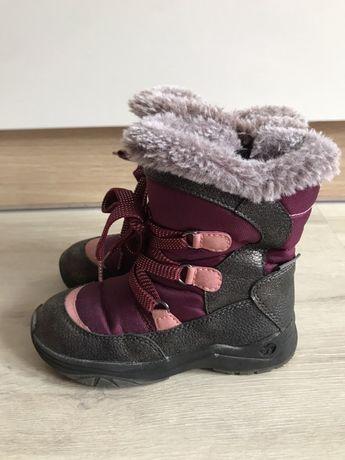 Buty buciki dziewczęce rozmiar 26