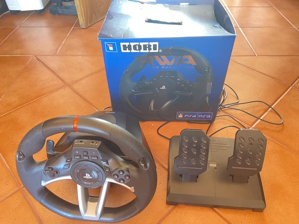 Volante Hori Apex Racing Ps4/Ps3