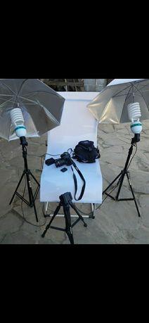 Canon eos 1100d aparat lustrzanka zestaw
