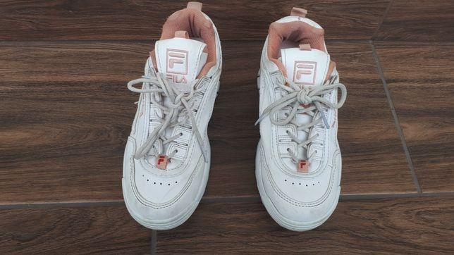 Buty damskie , dziewczęce Fila rozmiar 36 - disruptor II - sneakersy