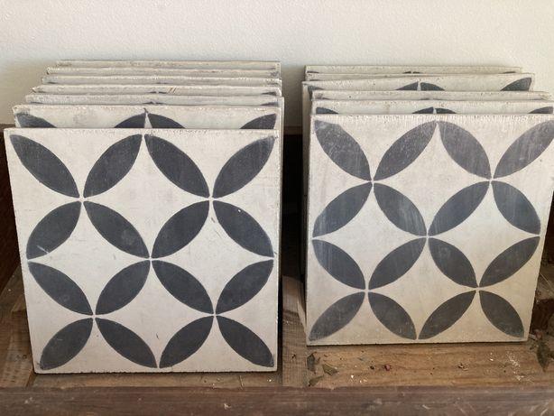 12 mosaicos hidralicos