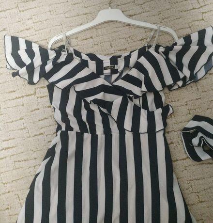 Красивый сарафан платье  в пол р 42-44 р S