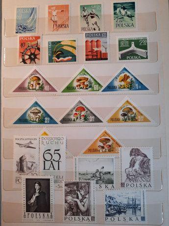 Znaczki pocztowe 1959r