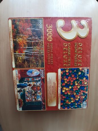 Puzzle Deluxe Jigsaw 3000