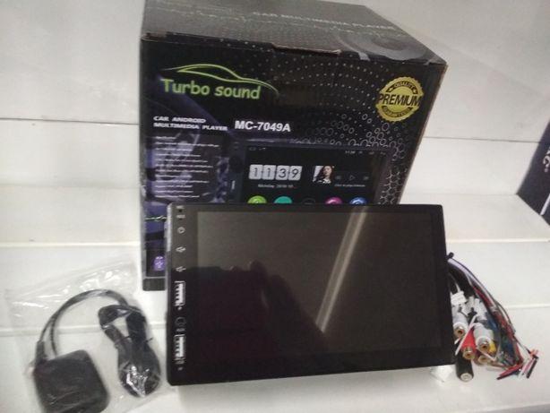 Автомагнитола Pioneer MC-7049A 2DIN,7'',GPS, Android, 1/16GB 4х60 W