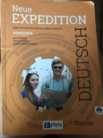 Neue expedition
