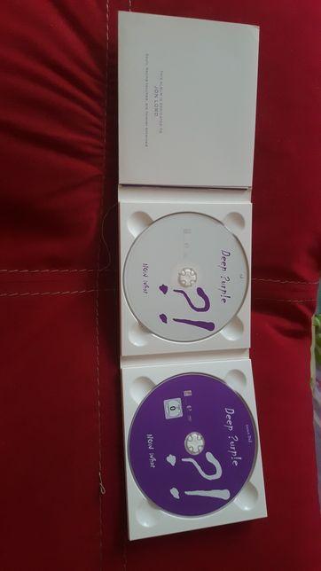 Продам фирменые cd Deep Perple