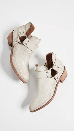 Нові черевики ботинки  FRYE 40 р
