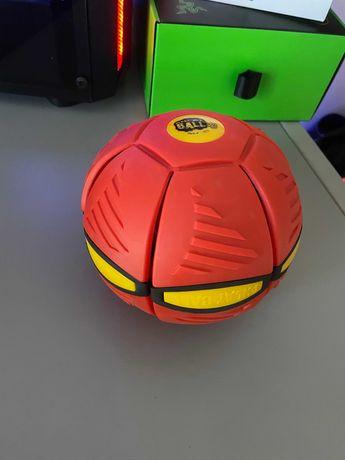 PHLAT BALL Bola que se transforma em disco.