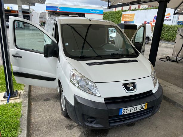 Peugeot Expert 2.0HDI AC 2008 3Lugares - ISOTERMICA