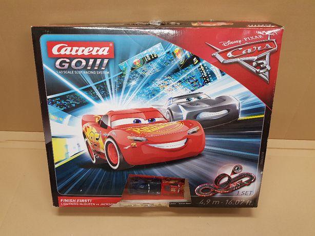 Carrera Tor Wyścigowy Pixar Cars 3 Finish First 62418