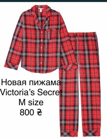 Пижама новая victoria secret m