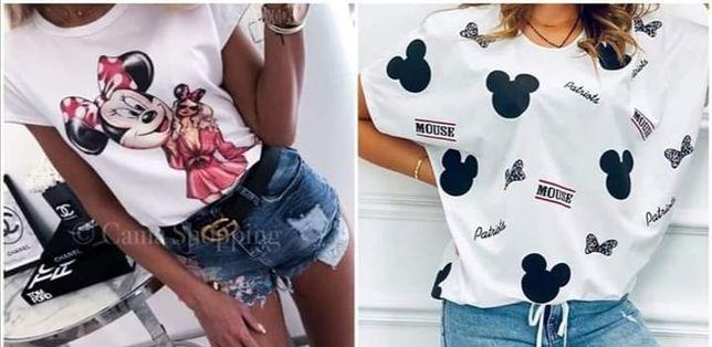 T shirt Mickey Minnie S, M, L