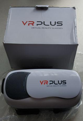 Виртуальный шлем очки VR PLUS BOX