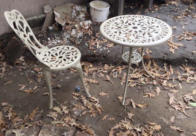 Садовая мебель , мебель для сада улици