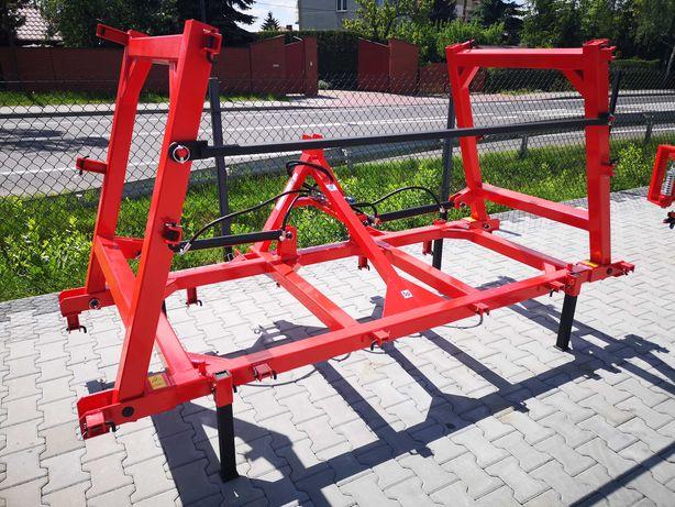 Brony ROLEX PH 20 ciężkie 5-polowe mechaniczne / hydrauliczne