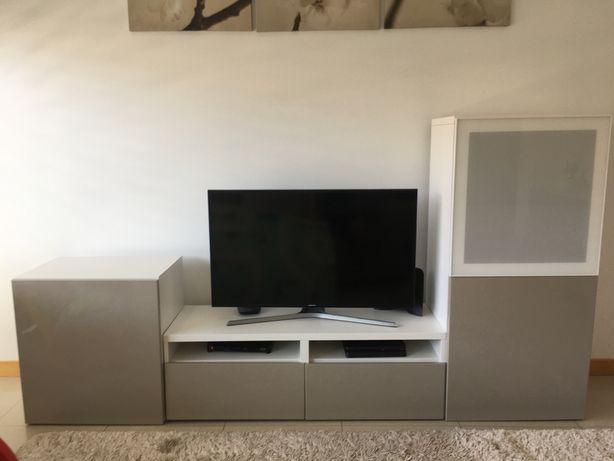 Conjunto movel tv + aparador
