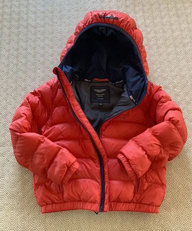 Blusão - Casaco Criança ASTON MARTIN RACING (3/4 anos)