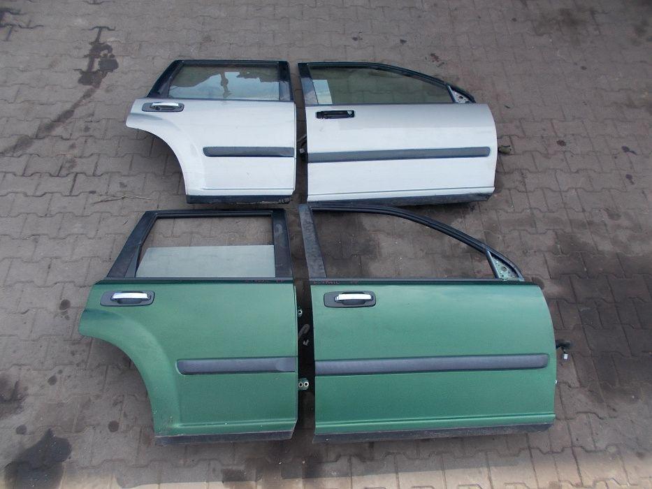 Drzwi prawe przód, tył Nissan X-trail T30 2,2 DCI Leszno - image 1