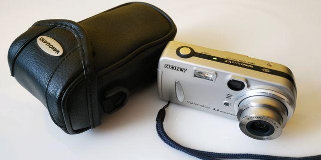 Aparat fotograficzny SONY Cyber-shot 3.2 Mpx.Więcej w opisie!