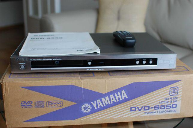 DVD Yamaha S550 tytan