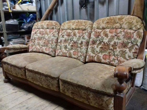Sofa / kanapa fotele do renowacji
