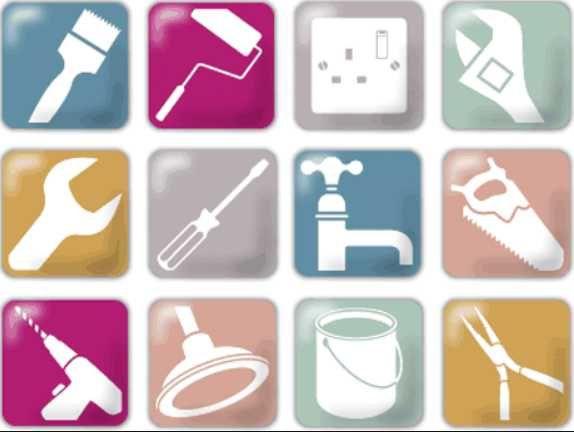 Montagens e reparações Para a sua casa e equipamentos