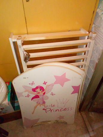 Łóżeczko dziecięce Little Princess