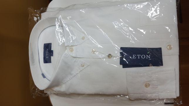 Koszula męska Eton premium nowa biznesowa rozmiar XL