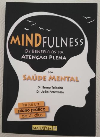 Livro Mindfulness - atenção plena