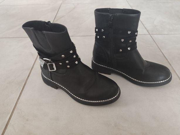 Buty dziewczęce rozm 33