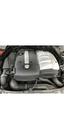 Двигун,двигатель,мотор mercedes w211 2.2 CDI