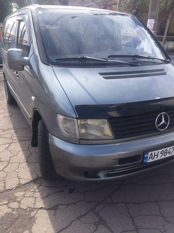 Продам Mercedes-vito