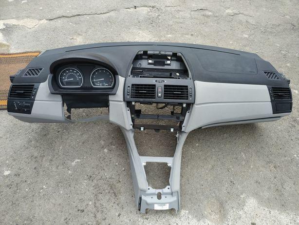 Торпеда на BMW X3 E83 М54